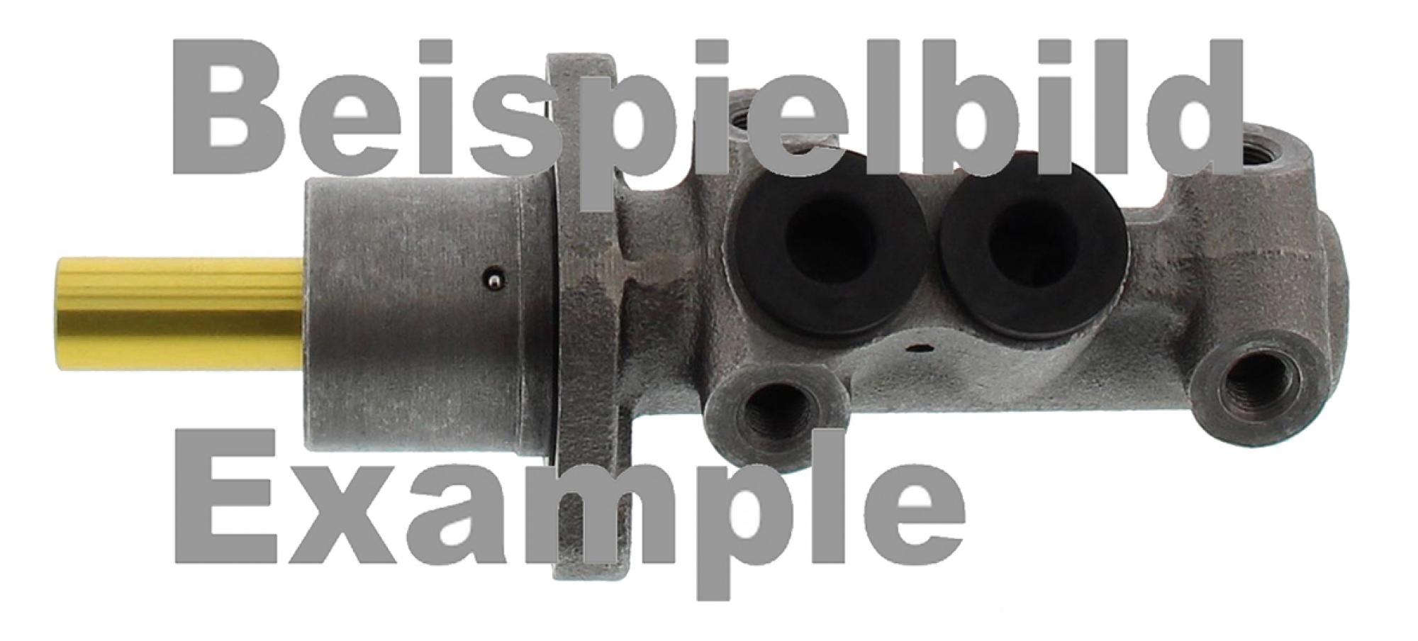 MAPCO 1072 Hauptbremszylinder