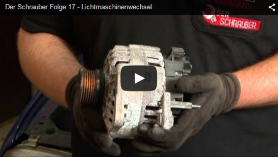 The Mechanic Episode 17 - Changing the Alternator