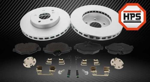 HPS-Carbon Комплекты тормозов