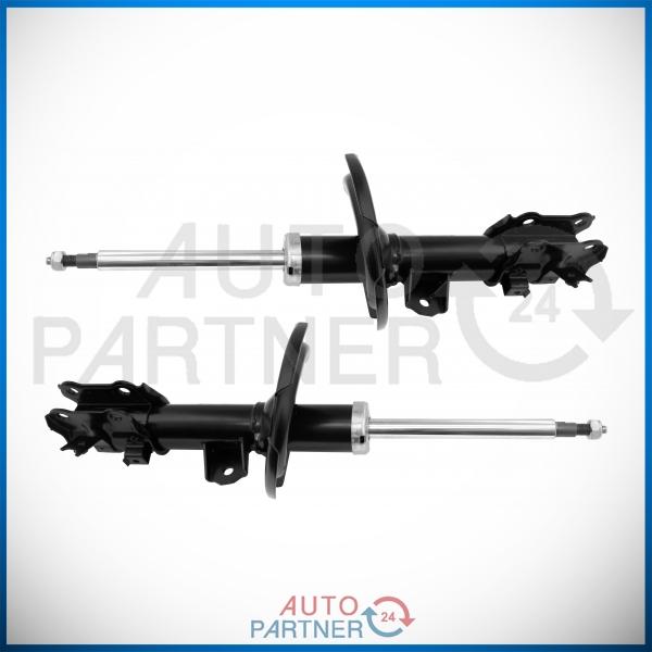 2x  Gasdruck Stossdämpfer Staubschutz hinten links rechts Hyundai Accent III MC