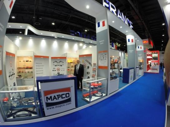 MAPCO auf der Equip Auto Paris 2019