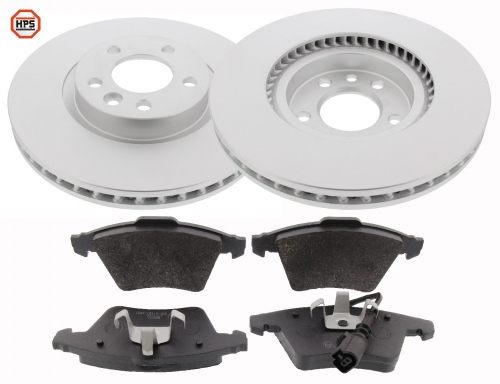 MAPCO 47777HPS brake kit