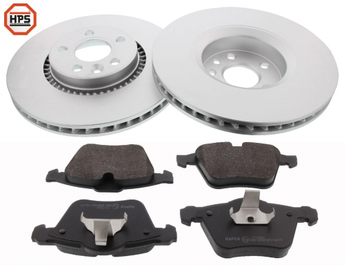 MAPCO 47686HPS brake kit