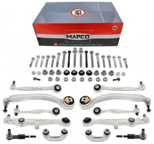 MAPCO 59824/1HPS Querlenkersatz HPS verstärkt Vorderachse