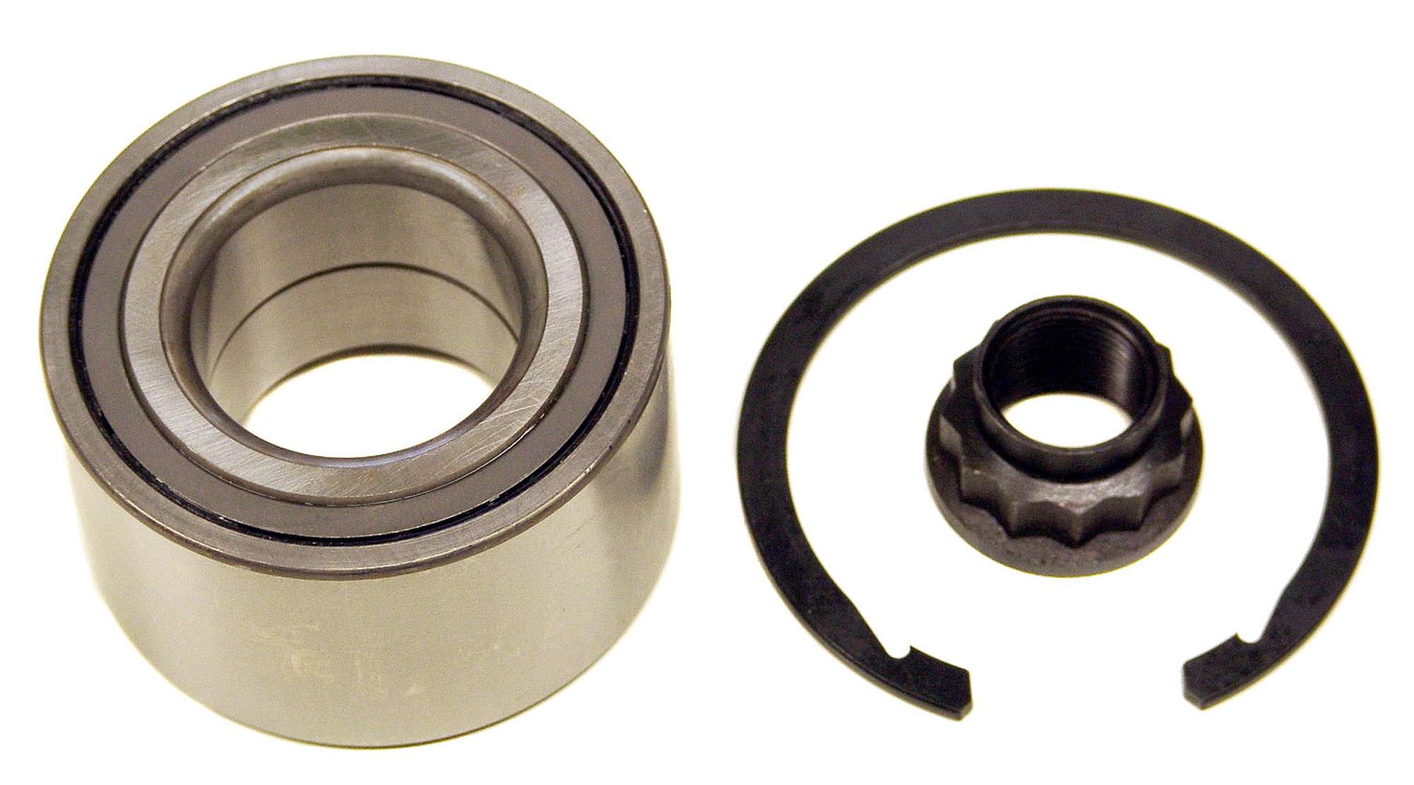 For Toyota Avensis Verso Lexus RX German Quality Front Wheel Bearing Kit