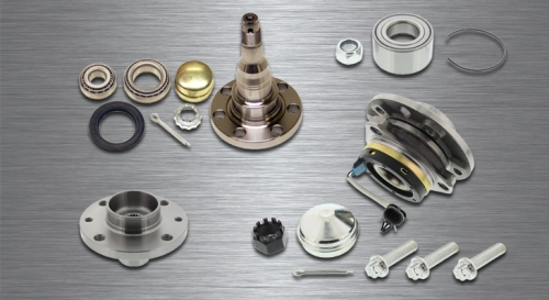 Wheel Bearing Kits & Wheel Hubs