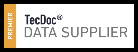 MAPCO jest certyfikowanym dostawcą danych Premier Data Supplier (PDS) przez TecAlliance