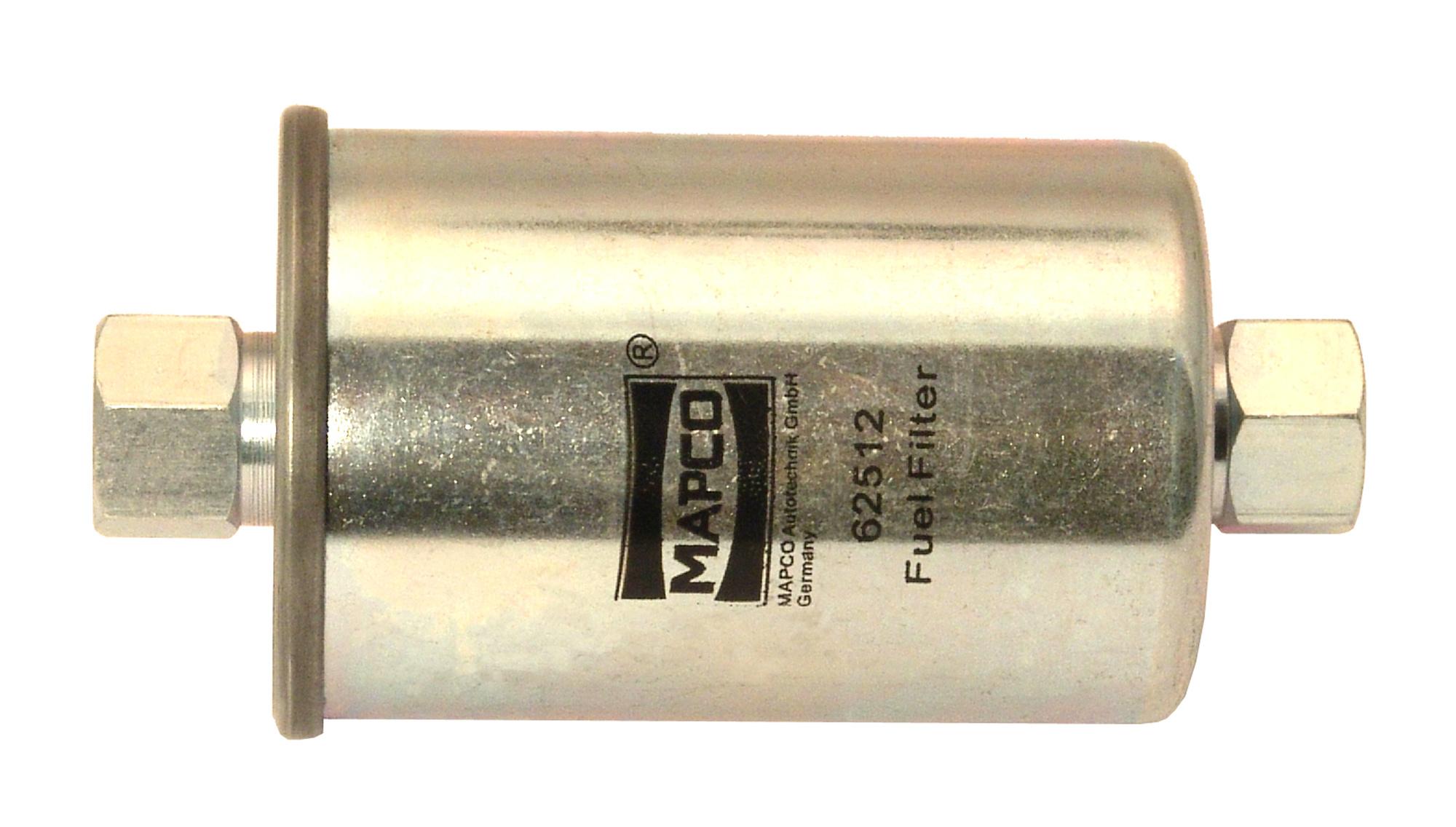 Mapco 62512 Fuel Filter Cabrio