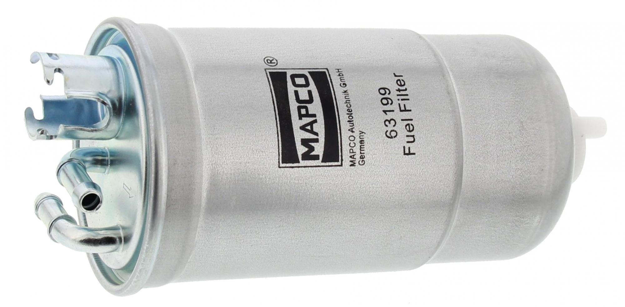 Mapco 63199 Fuel Filter 2001 Passat