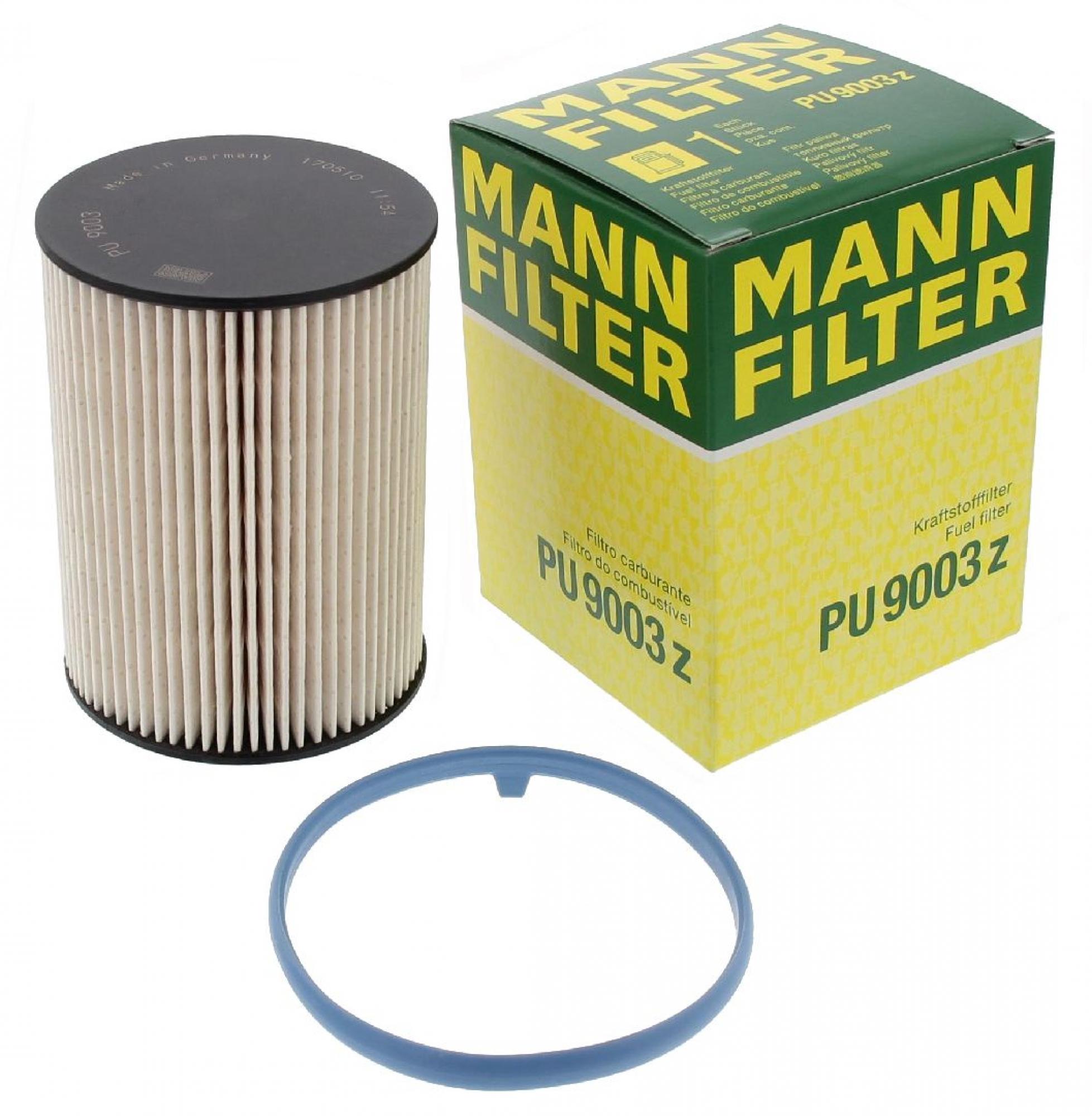 Mann Filter 63611m Fuel 1998 Volvo S70 Location
