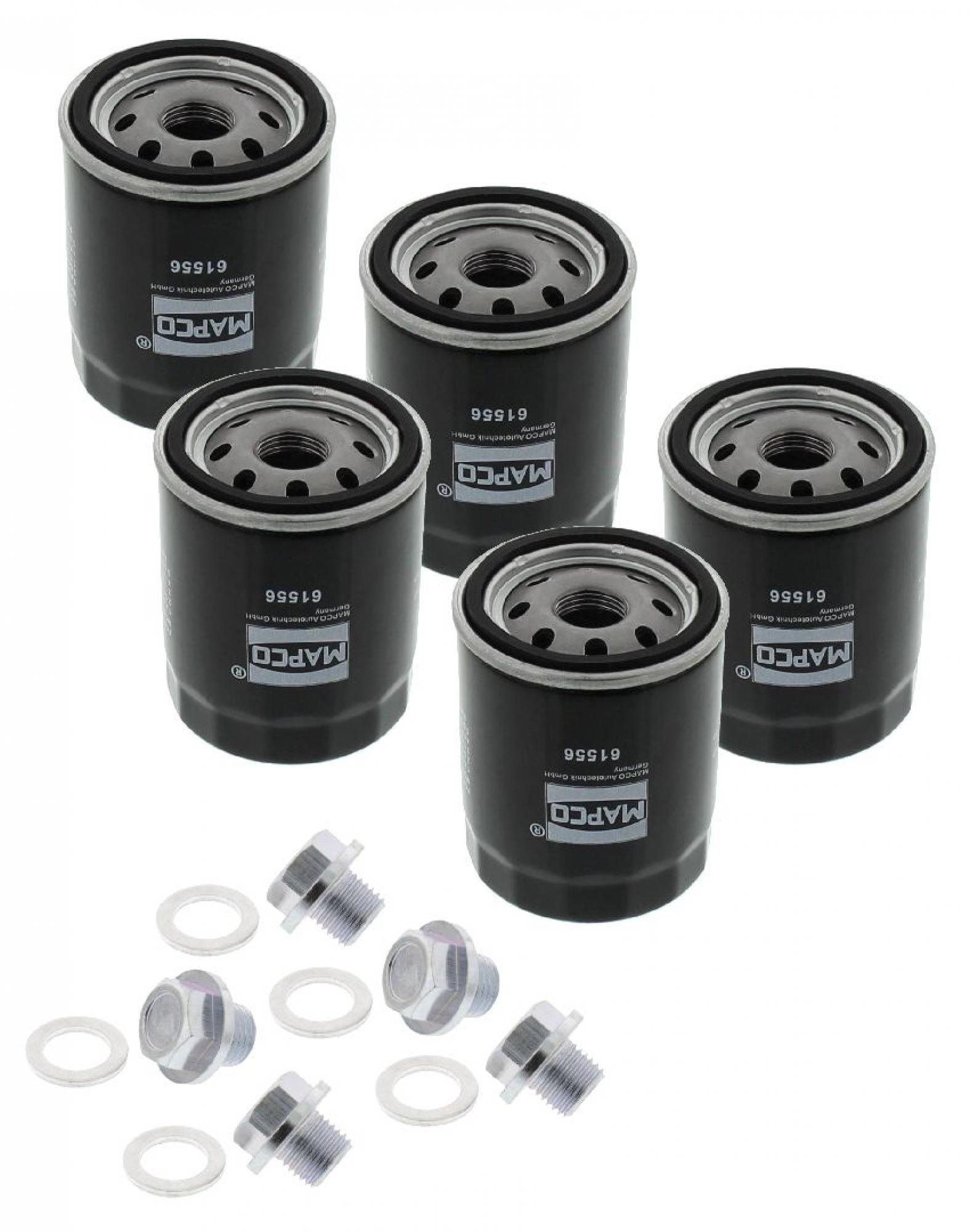MAPCO 61556/5 Oil Filter