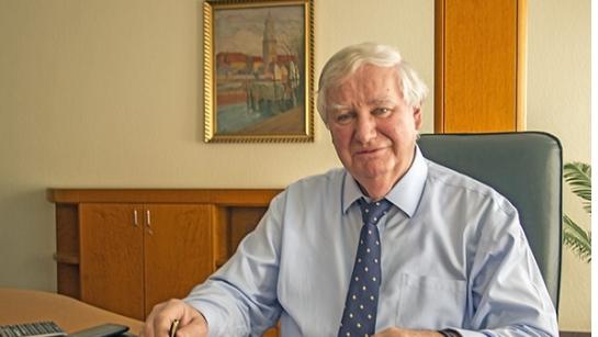 Detlev Seeliger (Geschäftsführender Gesellschafter MAPCO Autotechnik GmbH, Borkheide)