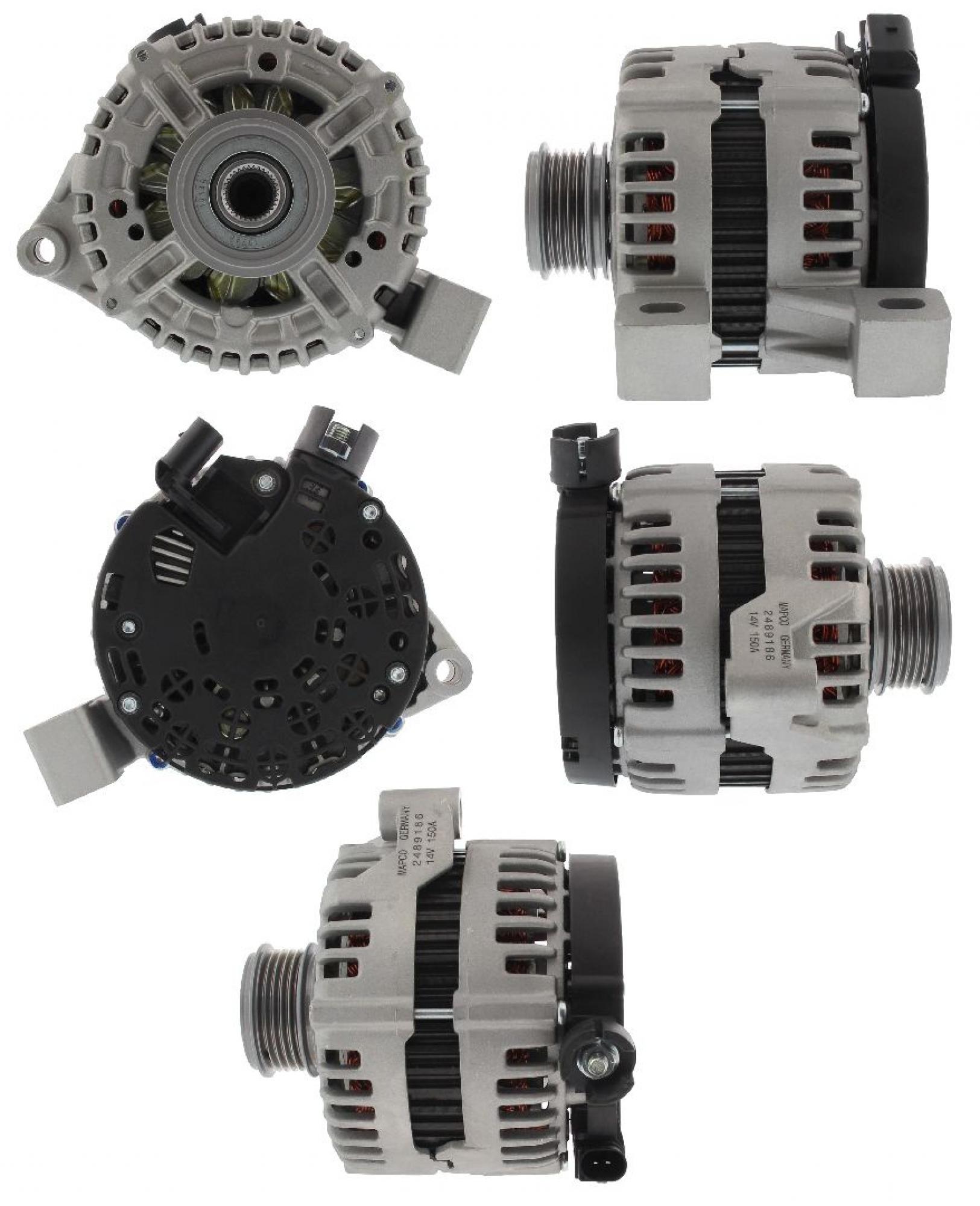 MAPCO 113610 Lichtmaschine Generator