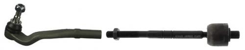 MAPCO 54843 Spurstange Vorderachse links