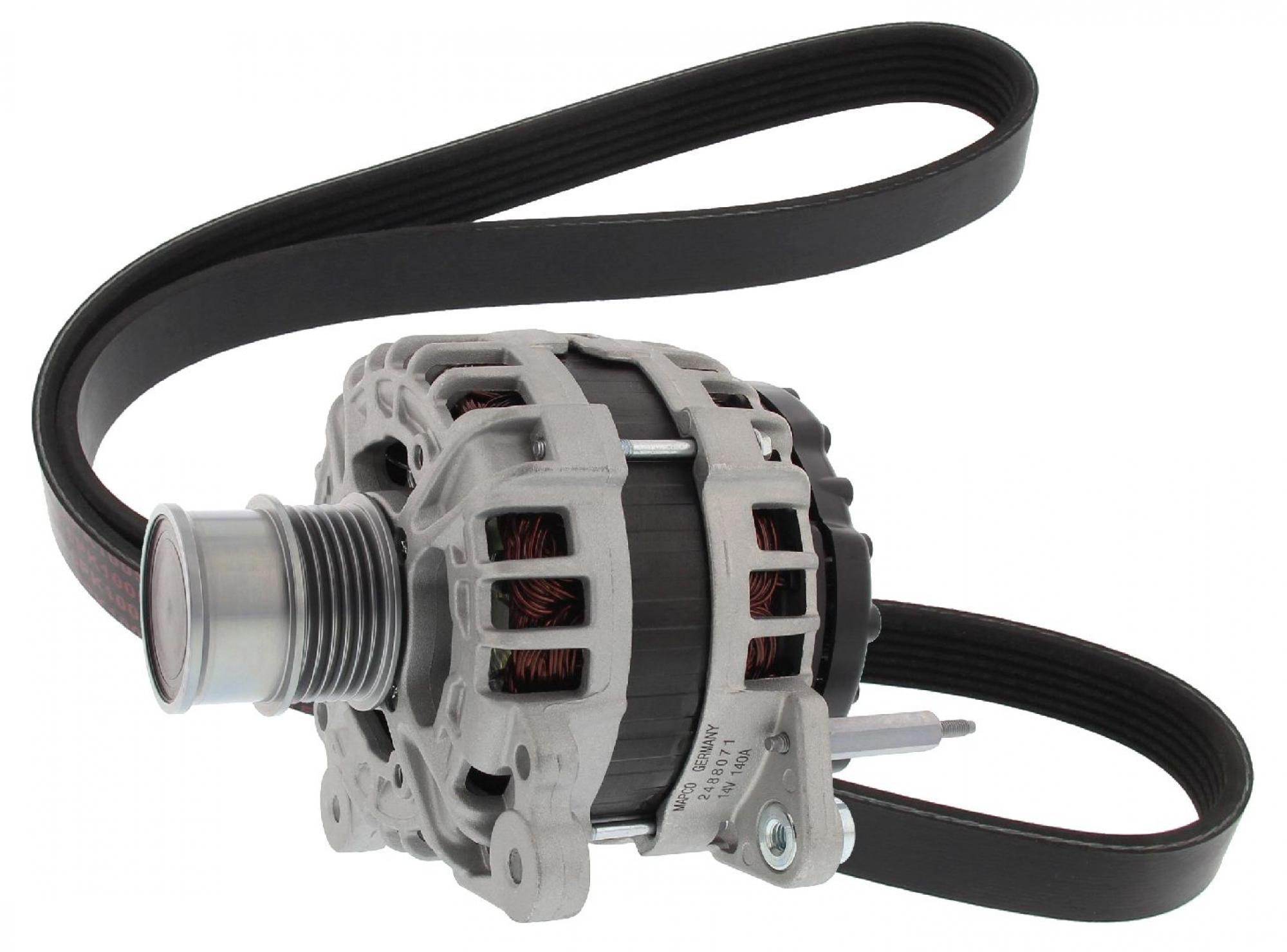 MAPCO 113620/2 Lichtmaschine Generator
