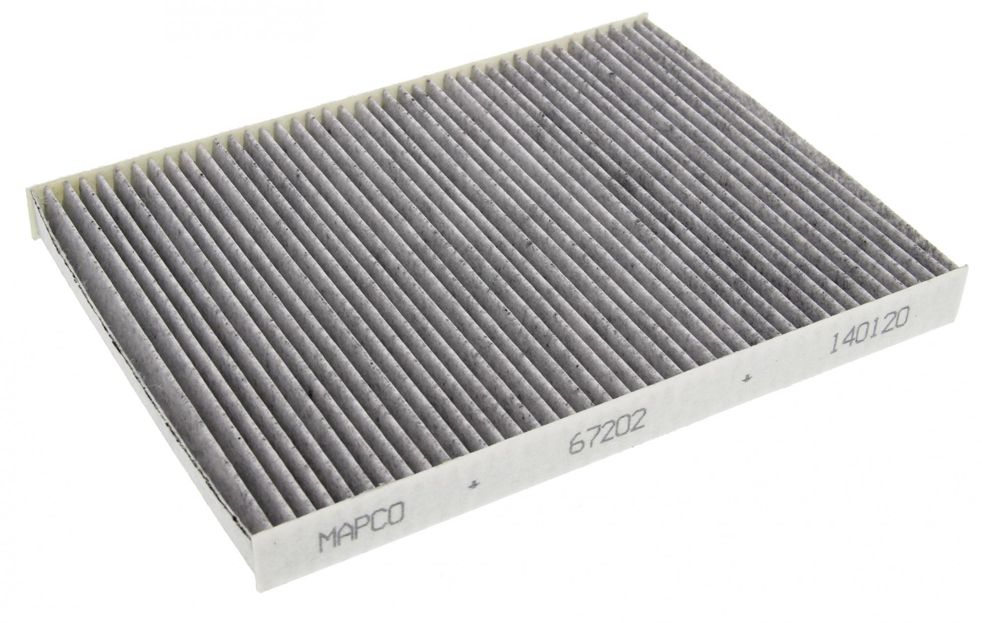 Mapco 67202 filtro aria abitacolo for Filtro aria abitacolo camry