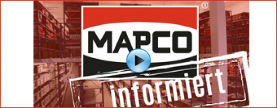 MAPCO - EGR valves - always available