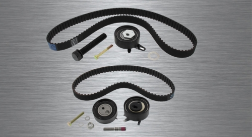 Timing Belt & V-Ribbed Belt