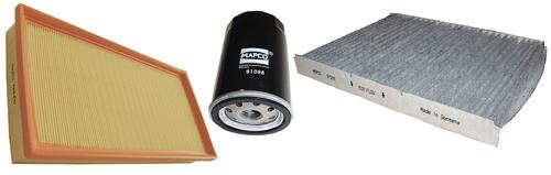 MAPCO 68806 Filtersatz Luftfilter Ölfilter Pollenfilter