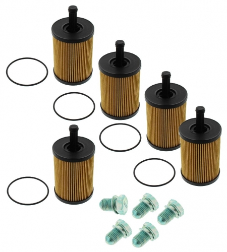 MAPCO 64806/5 Oil Filter