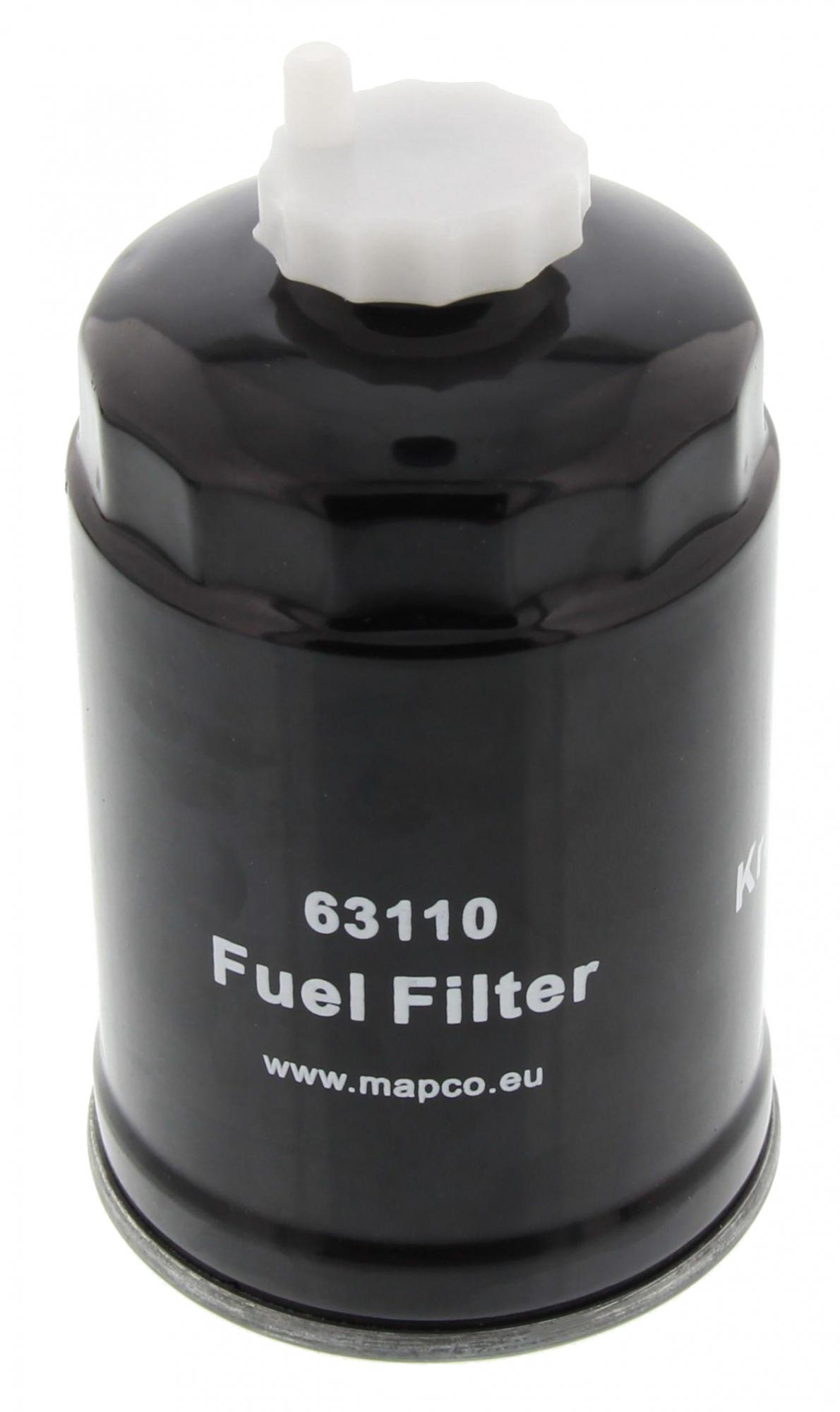 MAPCO 63110 Fuel filter