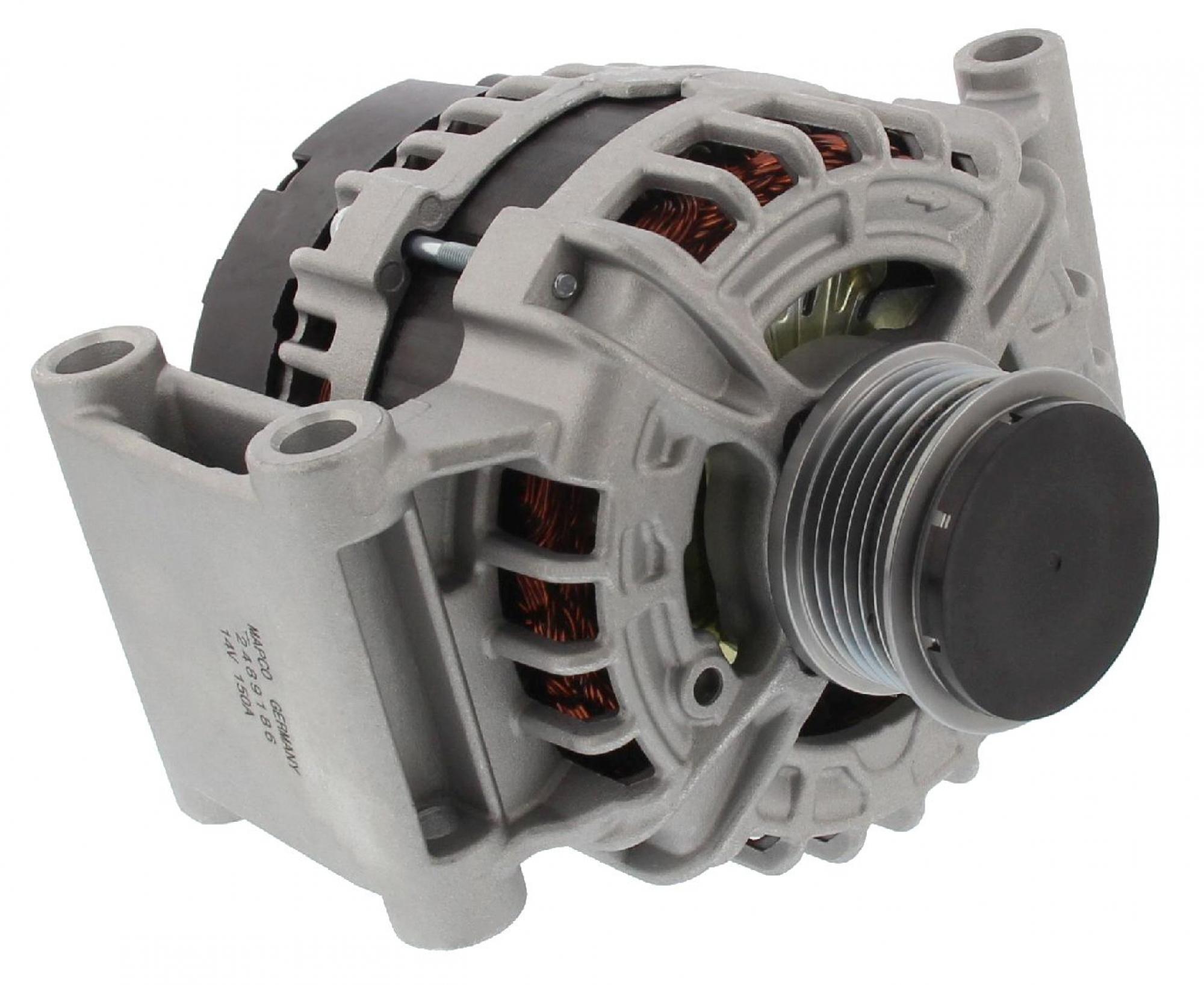 MAPCO 113614 Lichtmaschine Generator