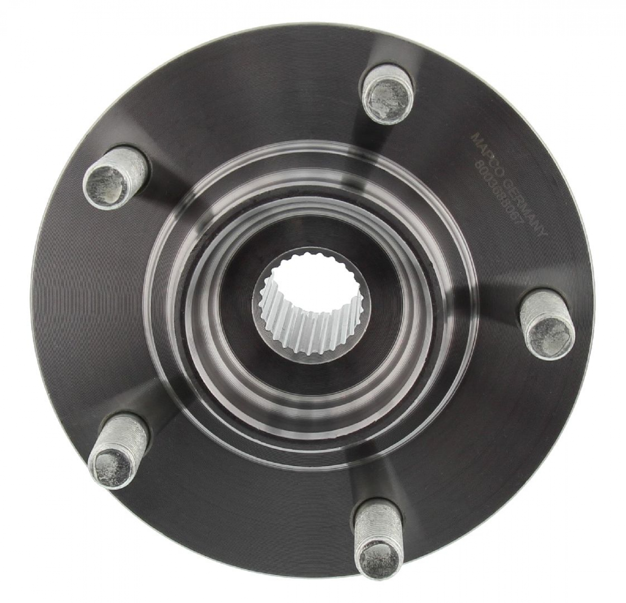 FOR JEEP PATRIOT 2007--/> 2.0 CRD 2.4 ECO REAR WHEEL BEARING HUB KIT