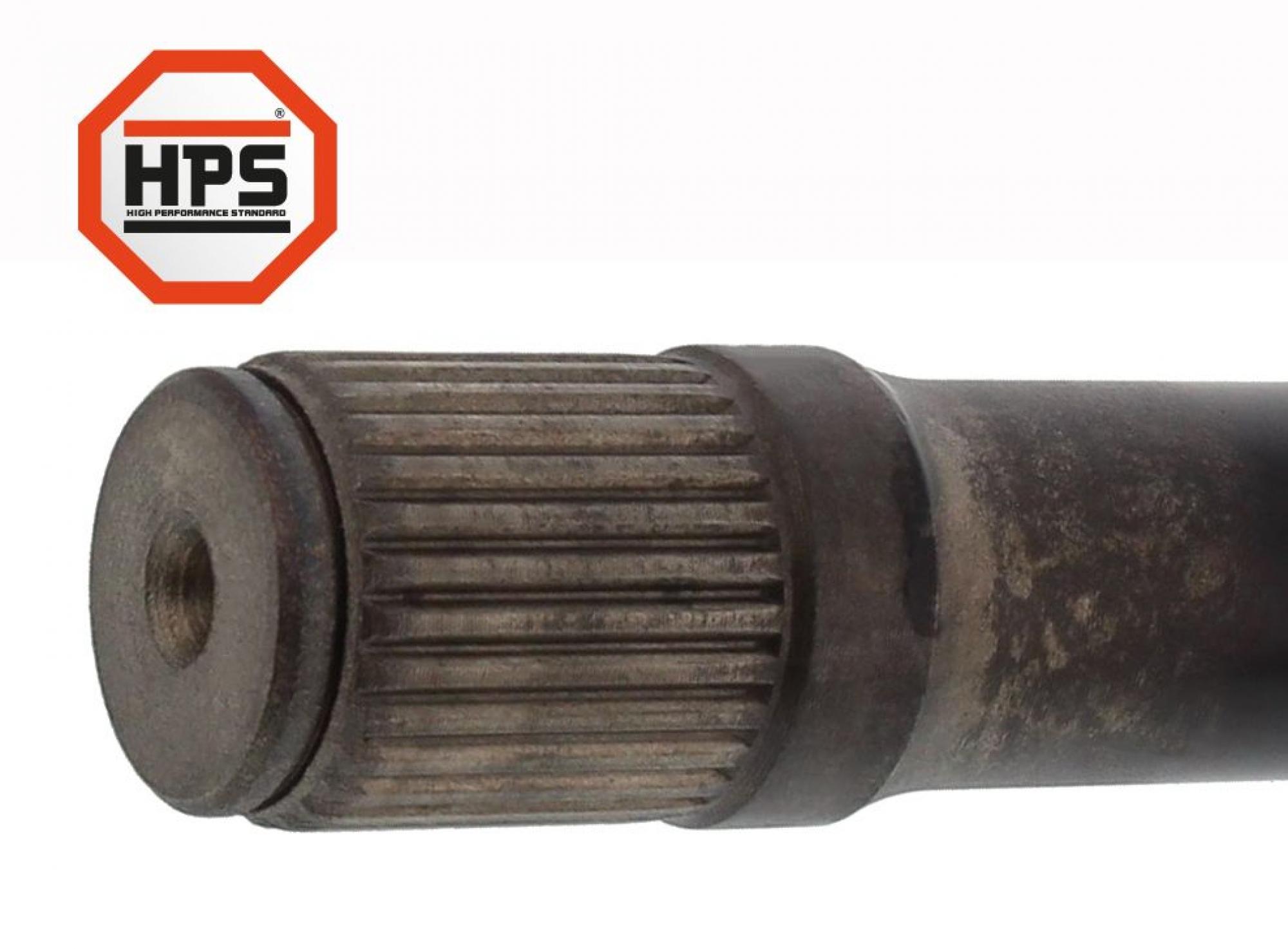 MAPCO 16751/1HPS Dünne + kürzere Antriebswelle links ohne Gelenke VW Golf 4 / 5 / 6 / 7