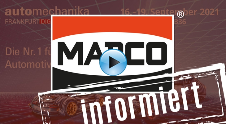 MAPCO auf der Automechanika in Frankfurt