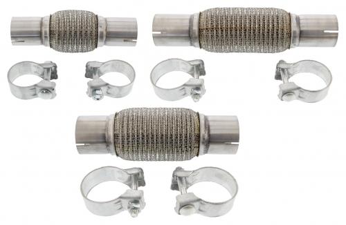 MAPCO 30242/3 Universal Edelstahl Flexrohr