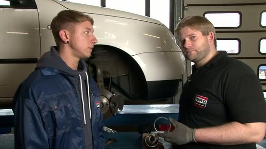 The Mechanic Episode 8 - ABS sensor rings
