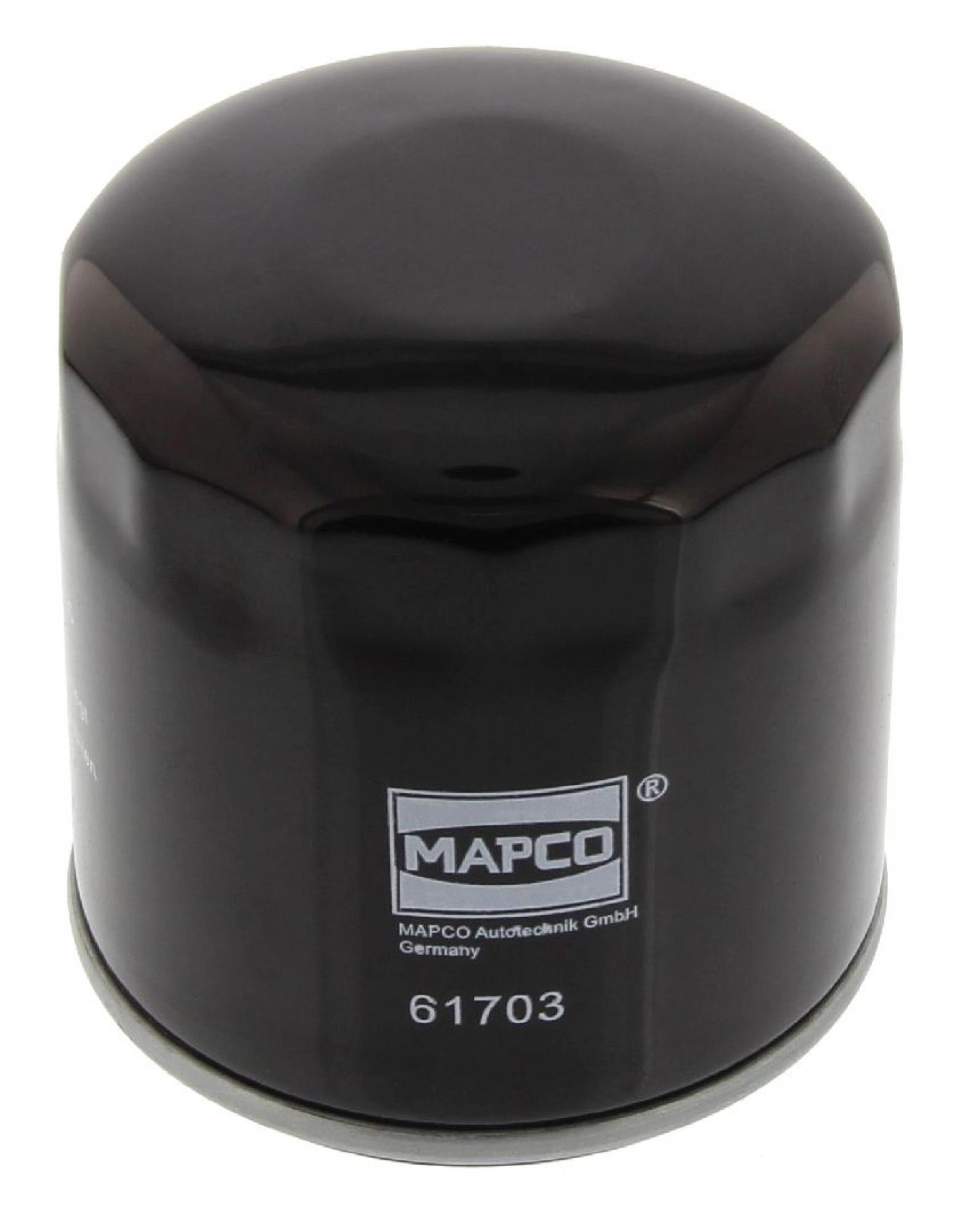 MAPCO 61703 Ölfilter