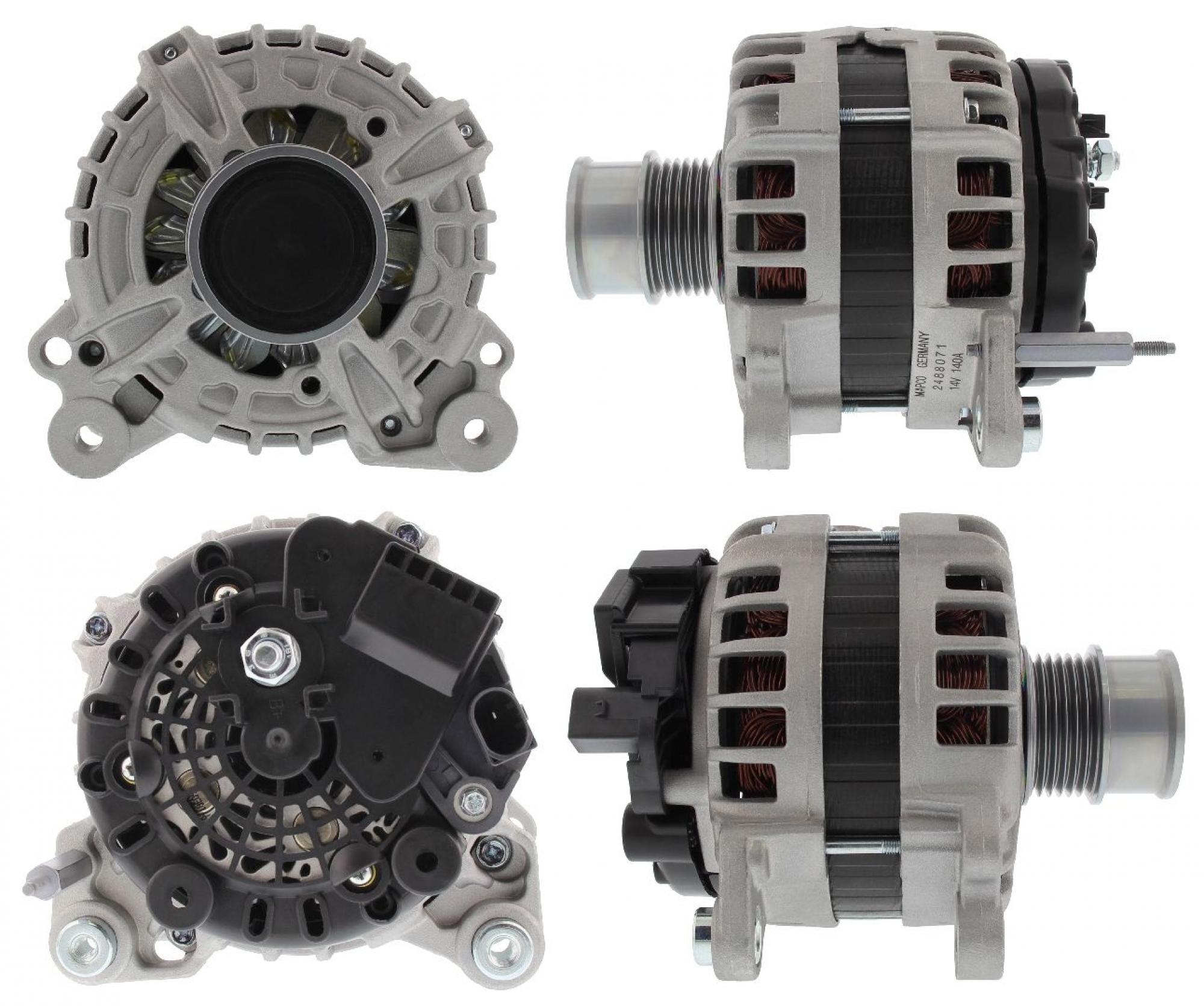 MAPCO 113620 Lichtmaschine Generator