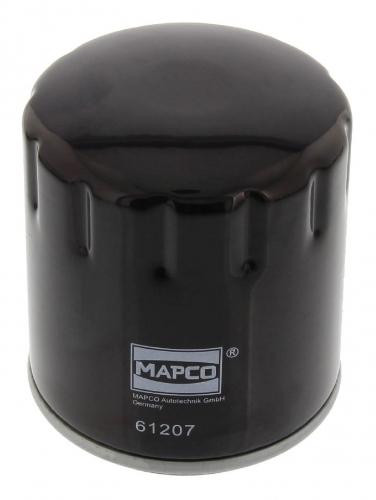 MAPCO 61207 Ölfilter