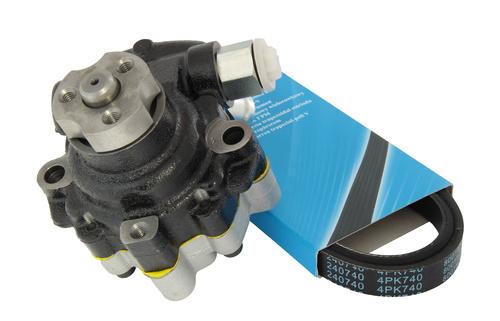 Lenkung MAPCO 27642 für FORD Hydraulikpumpe