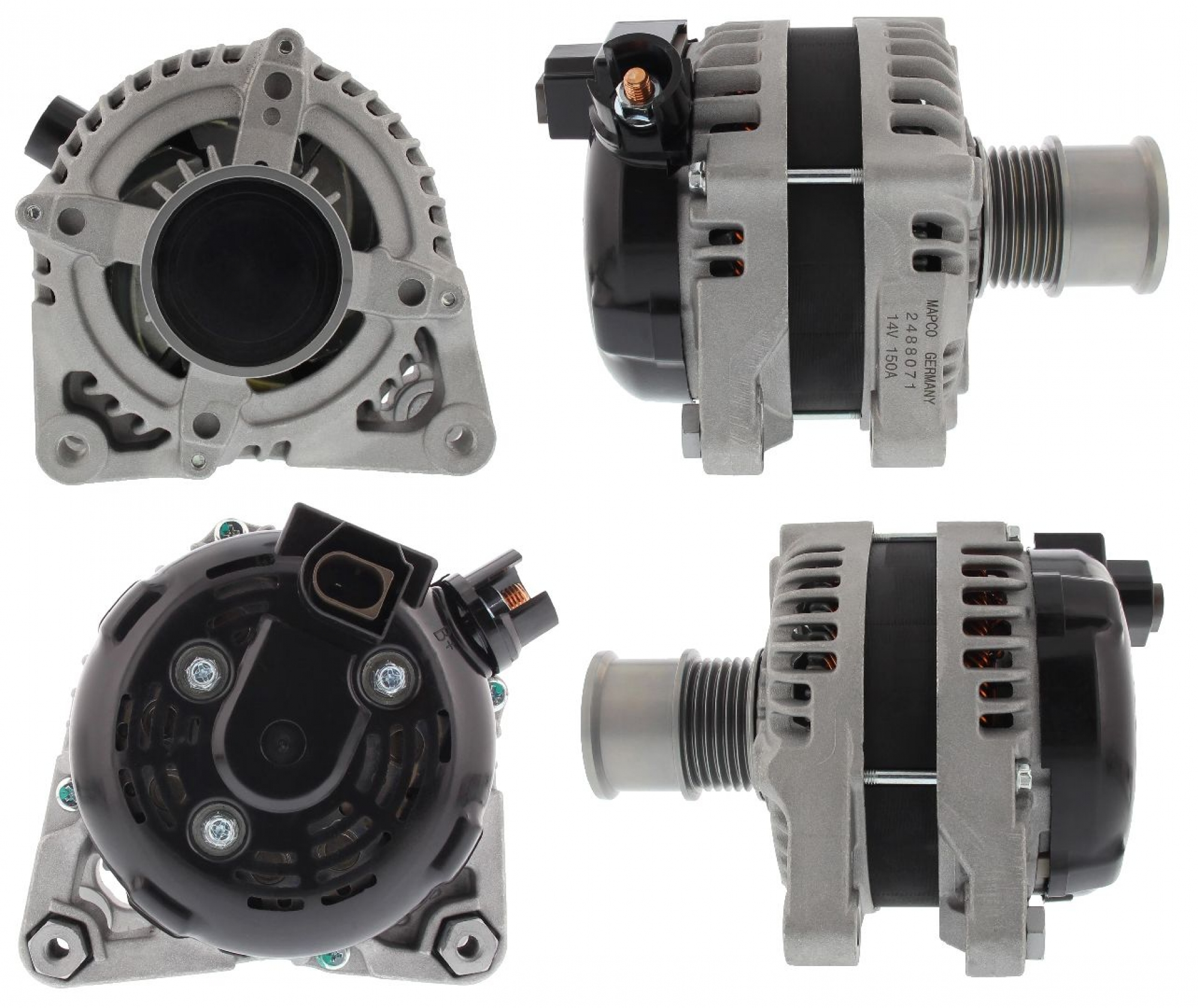 MAPCO 113605 Lichtmaschine Generator