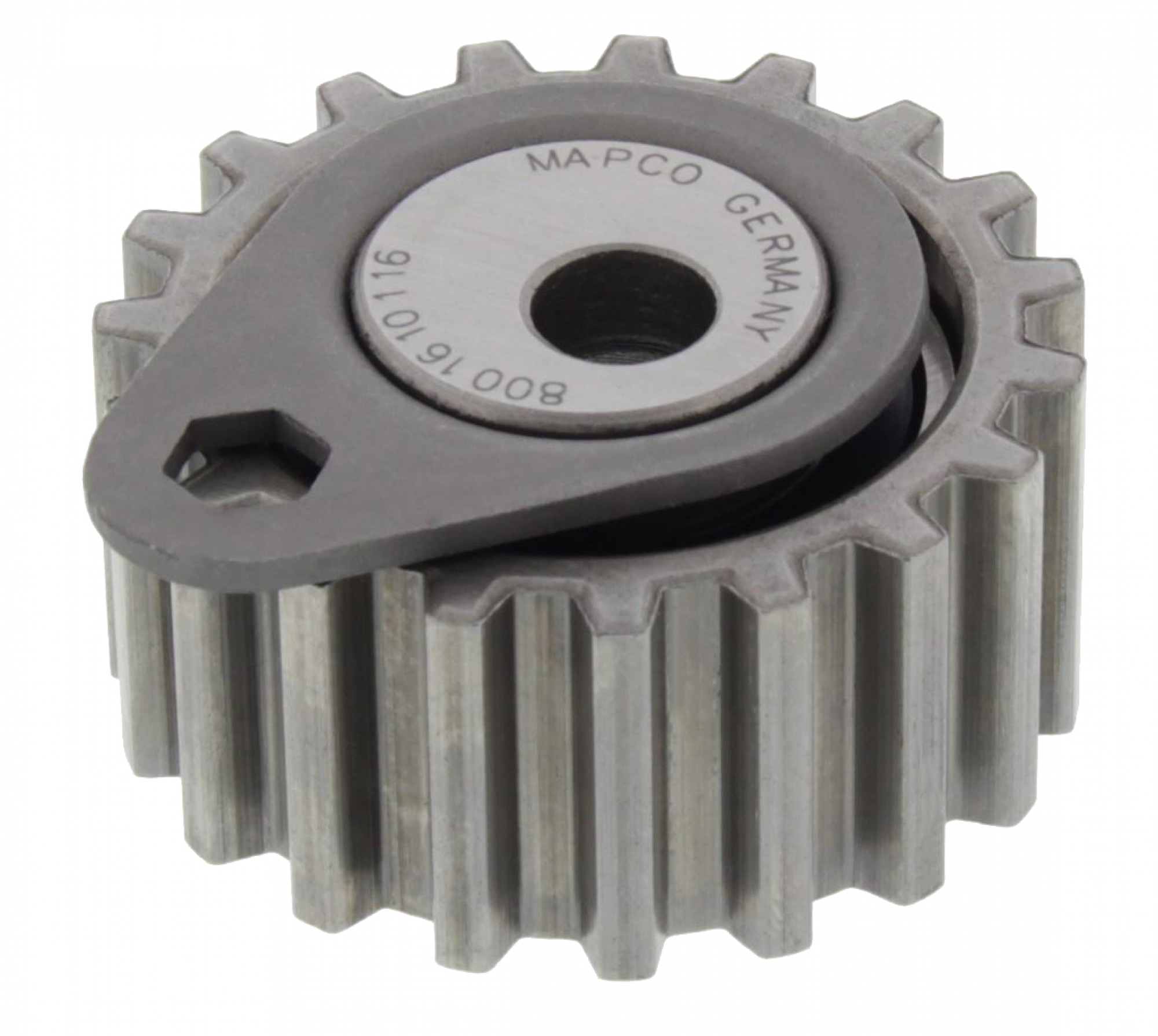 Mapco 23757 Tensioner Pulley Timing Belt Pulleys