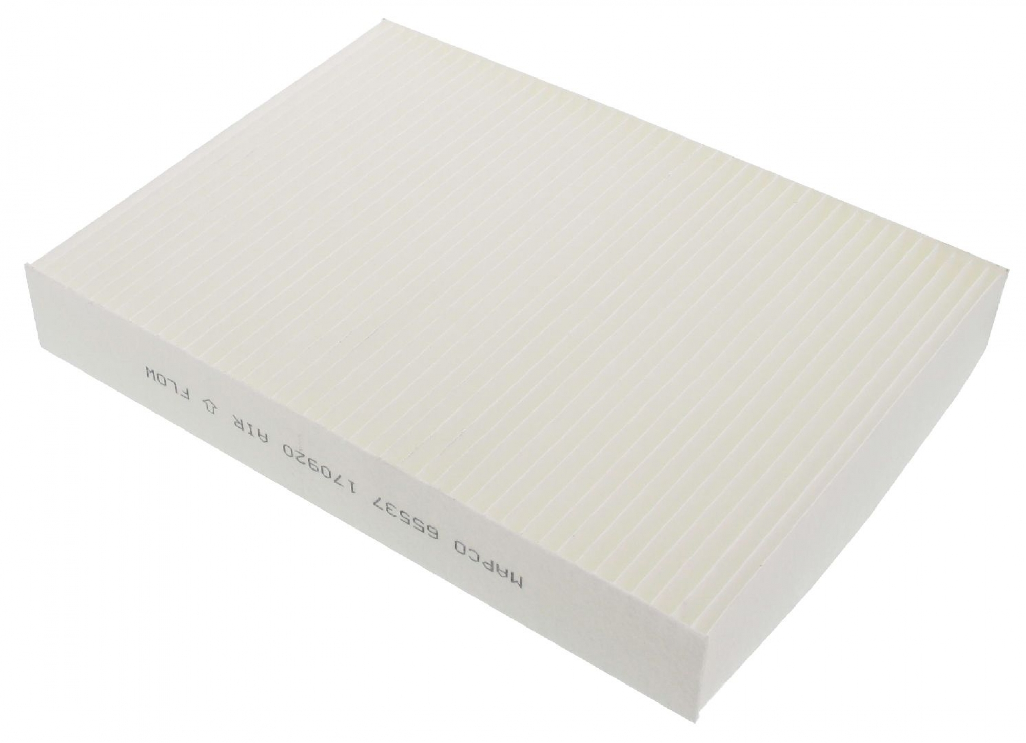 MAPCO 65537 Filter, interior air