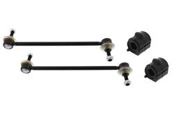 MAPCO 53774 Koppelstangen 2X Koppelstange HPS verstärkt + Stabibuchsen 17 MM