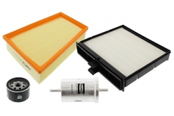 MAPCO 68100 Filtersatz Ölfilter Luftfilter Pollenfilter Kraftstofffilter