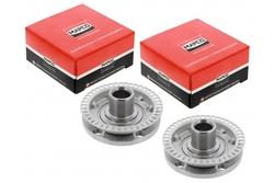 MAPCO 46737/112 Radnaben Satz VW GOLF 4 IV Umbauset von 5x100 auf 5x112 Plug&Play