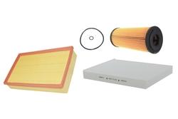 MAPCO 68826/1 Filtersatz Ölfilter Luftfilter Pollenfilter