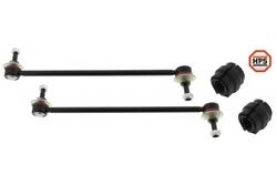 MAPCO 53175/1HPS 2x Koppelstange verstärkt + Stabibuchsen 24mm vorn