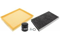 MAPCO 68714 Filtersatz Ölfilter Luftfilter Aktivkohlefilter