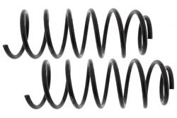 MAPCO 70809/2 Fahrwerksfedern Satz Vorderachse Schraubenfeder