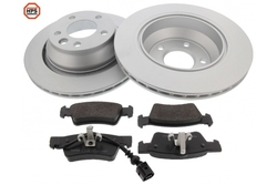 MAPCO 47778HPS brake kit