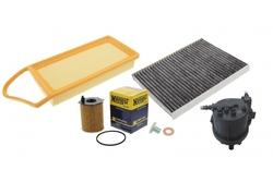 MAPCO 68845/1H Inspektionspaket Filtersatz