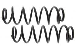 MAPCO 70971/2 Fahrwerksfedern Satz Hinterachse Schraubenfeder