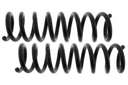 MAPCO 72863/2 Fahrwerksfedern Satz