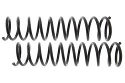MAPCO 70859/2 Fahrwerksfedern Satz Hinterachse Schraubenfeder